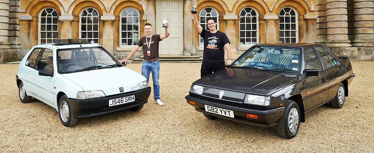 2021 Hagerty Festival of the Unexceptional 4