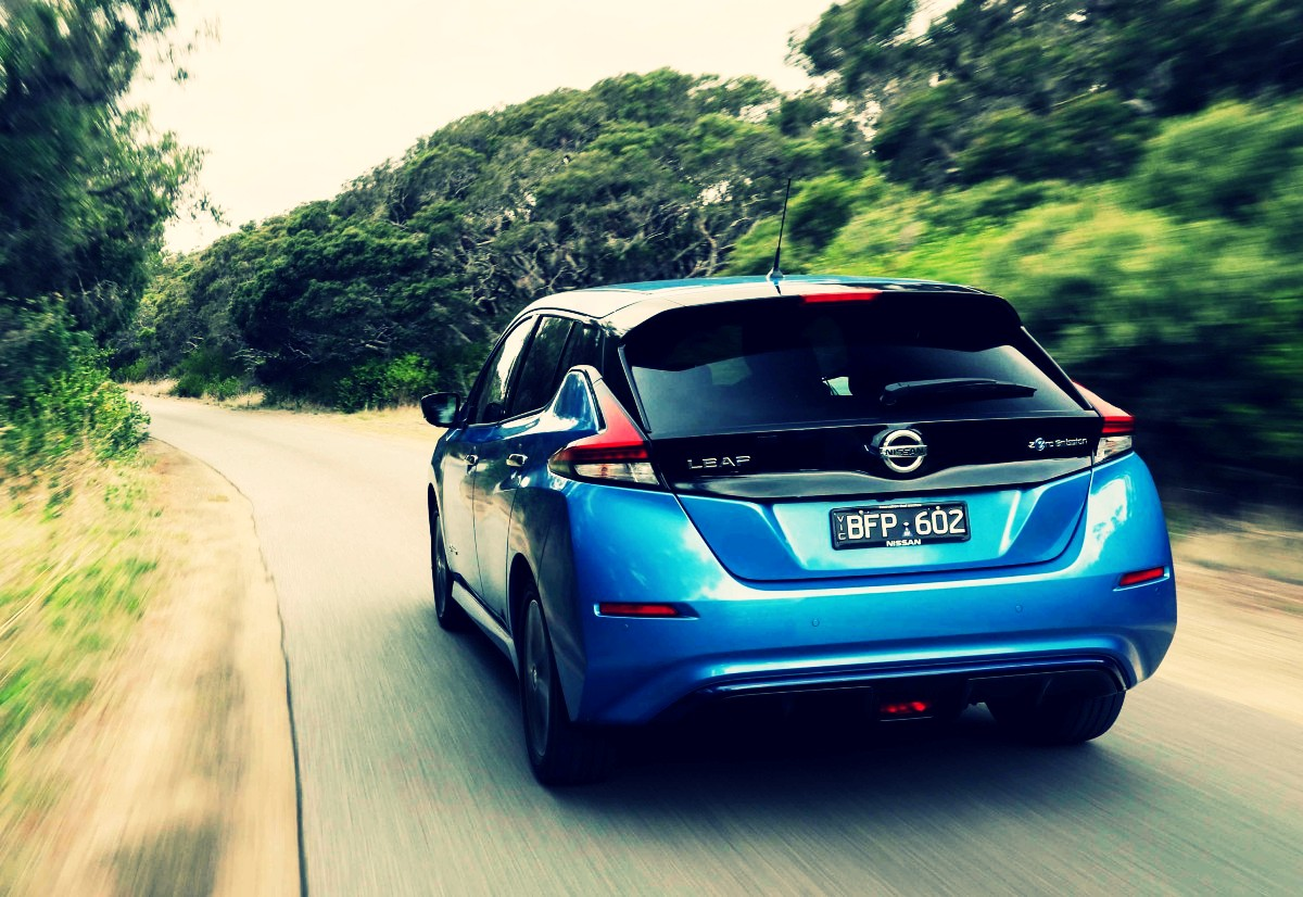 Nissan LEAF: Now for the applause