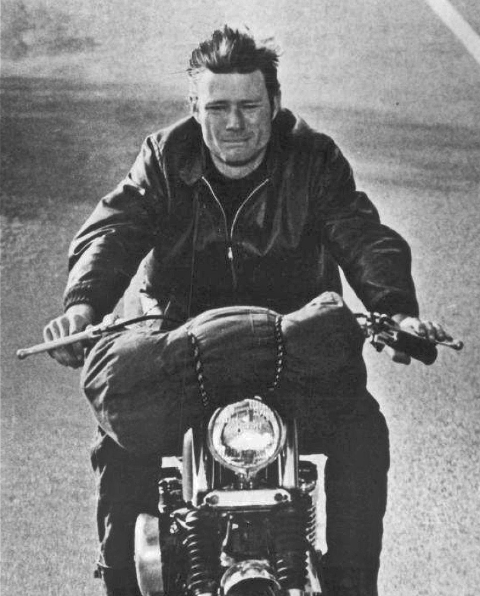 Michael Parks in Then Came Bronson 1969