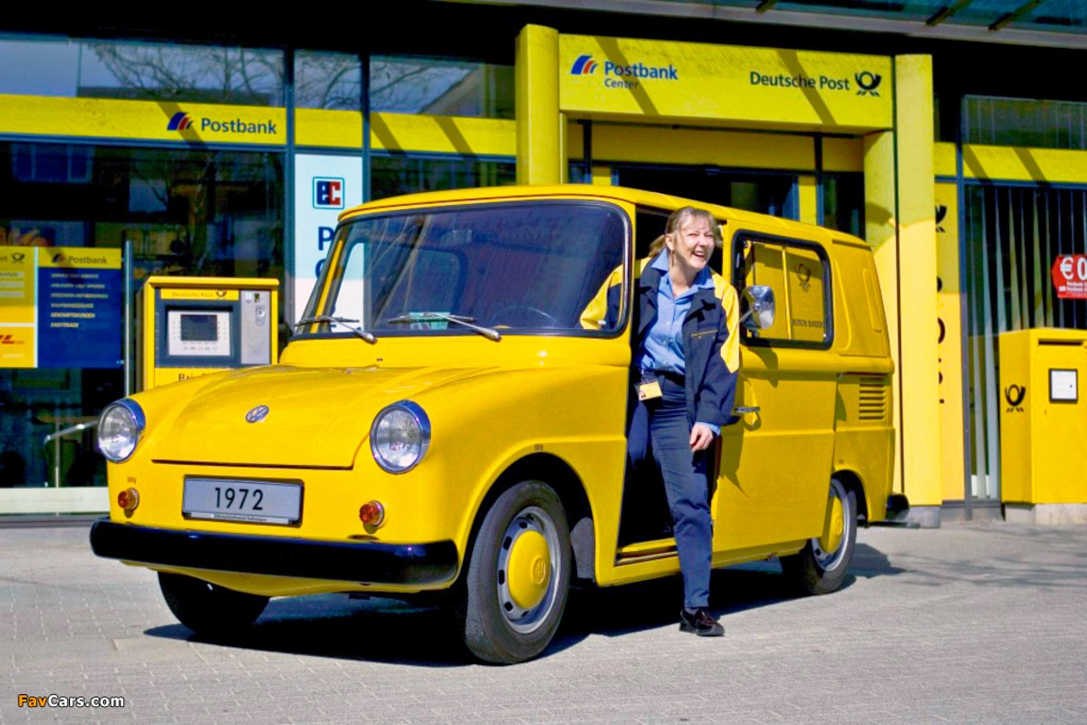 Out with the Goggomobil, in with the Fridolin
