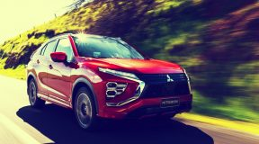 Mitsubishi Eclipse Cross: The Snoopy connection
