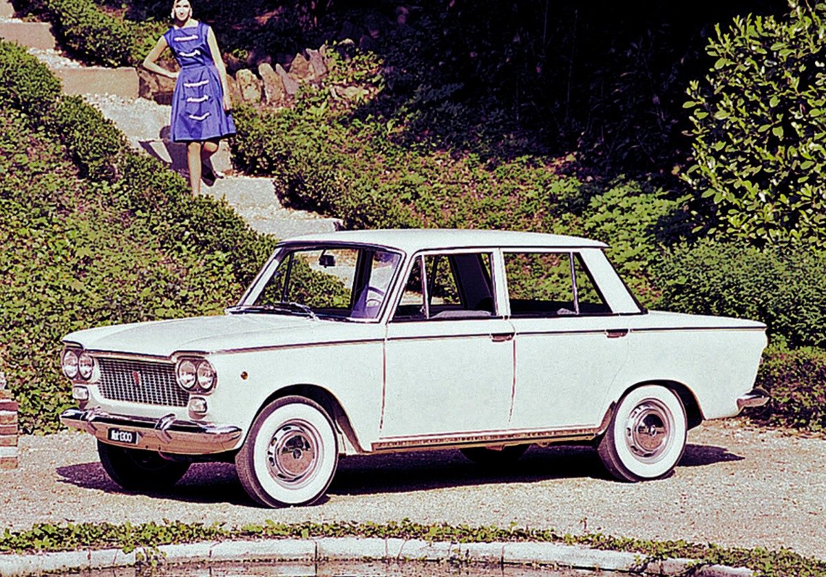 Fiat 1300 and 1500 2