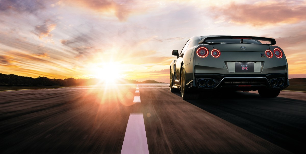 Nissan GT R limited editions 2