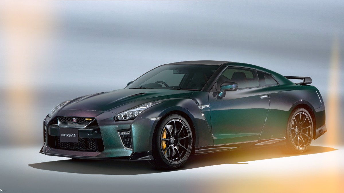Nissan GT R limited editions 8