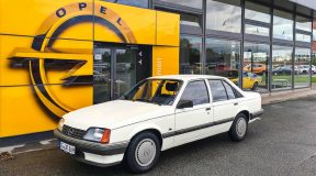 First Commodore was an Opel too!