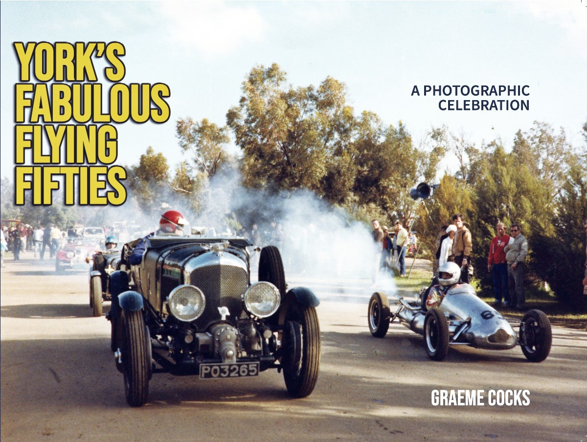 Yorks Fabulous Flying Fifties Cover